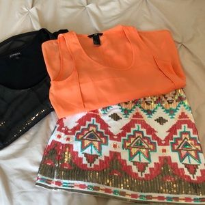 Outfit lot